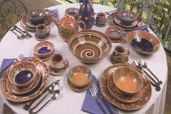 Table Settings (Round)